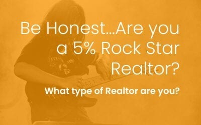 What is a 5% Rock Star Real Estate Agent?