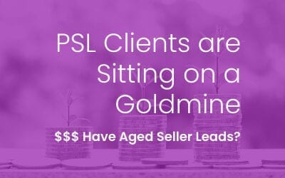 PSL Clients are Sitting on a Goldmine